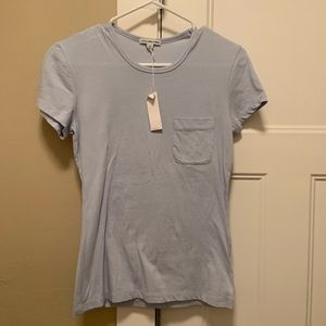 James Perse Women's Size 1 NWT short sleeve